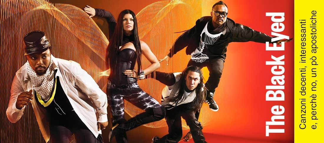 Eazy-E Signed The Black Eyed Peas