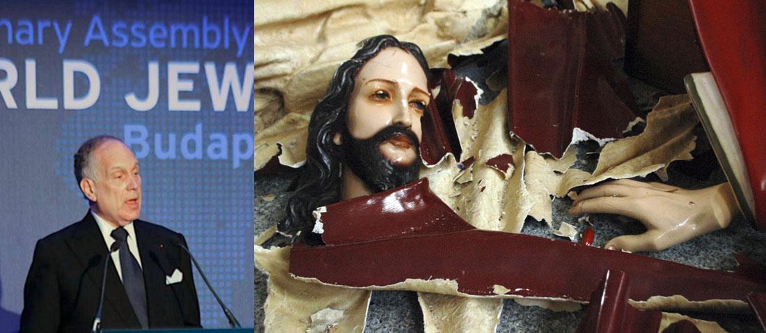 Il silenzio sui cristiani ricorda quanto successe agli ebrei