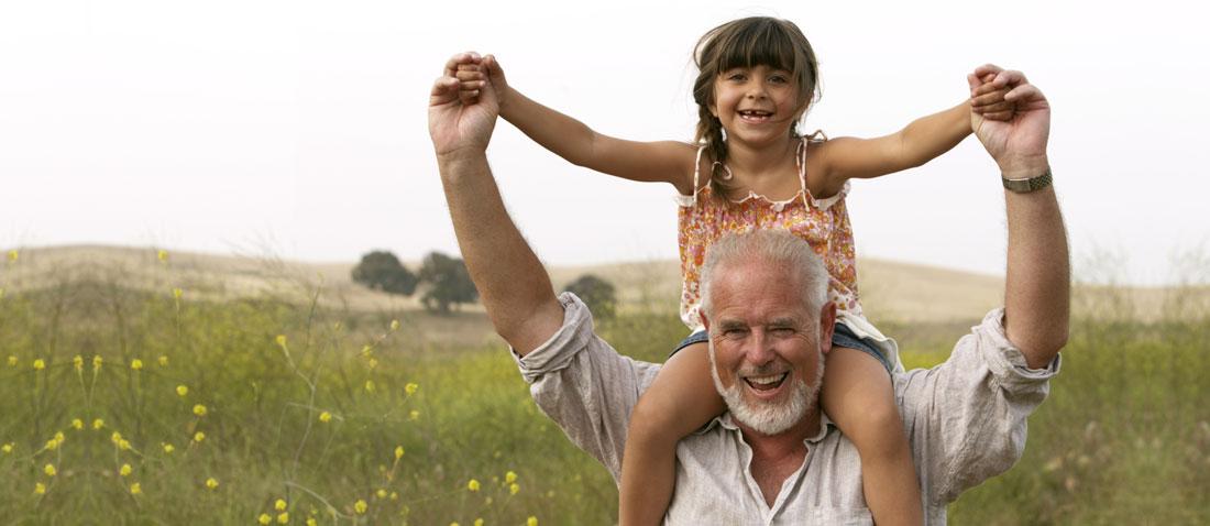 L'importanza dei nonni nell'educazione dei figli