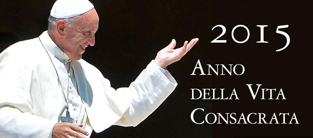 In preparazione all'anno della vita consacrata che inizierà il 30 novembre 2014