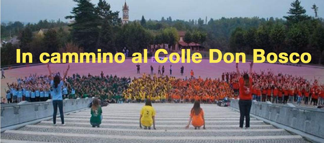 Festa per i Corsi CIOFS-FP al Colle Don Bosco!!!