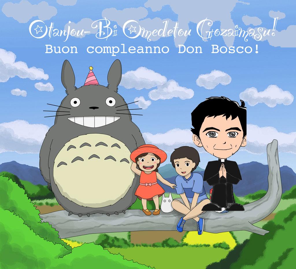 Buon Compleanno Don Bosco