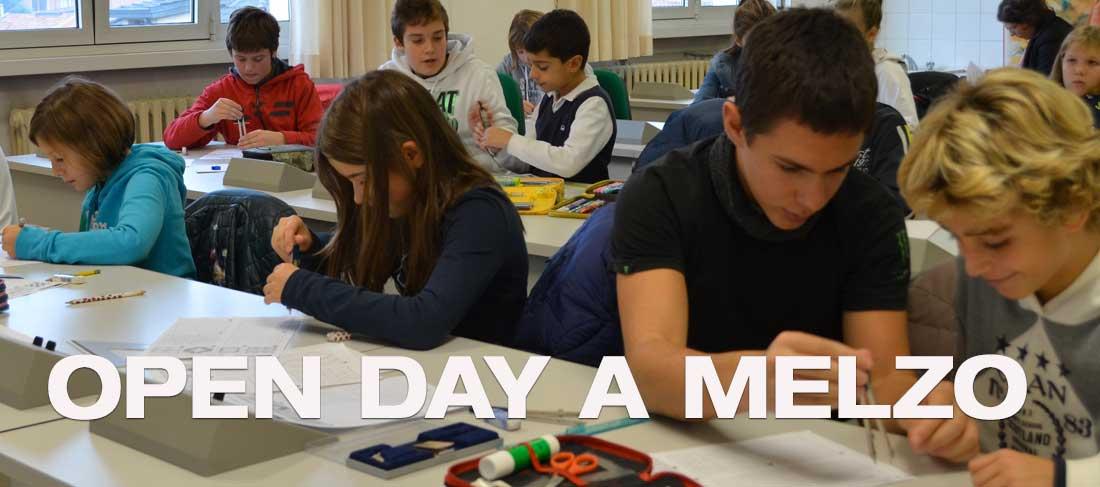 FMA Open Day a Melzo: genitori e scuola insieme