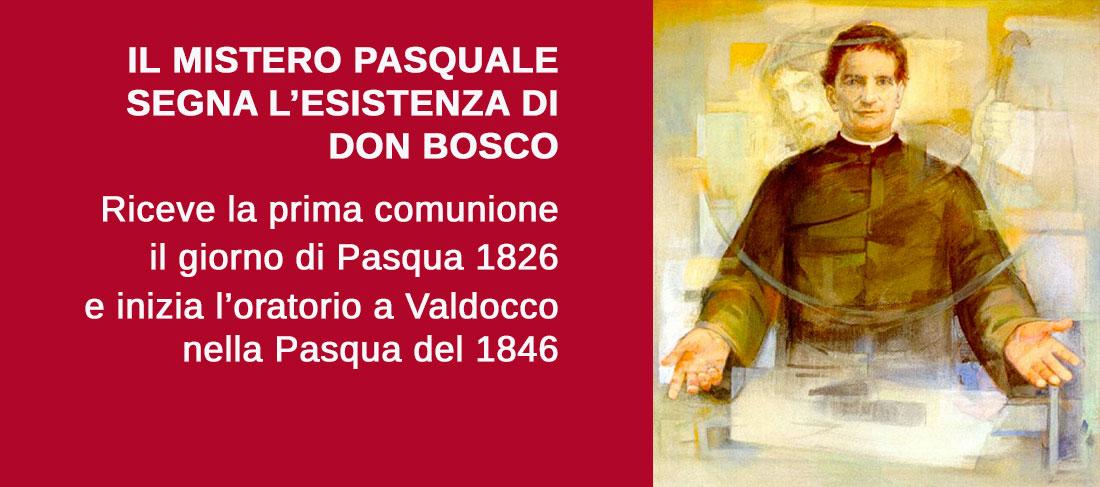 Don Bosco discepolo del Cristo crocifisso