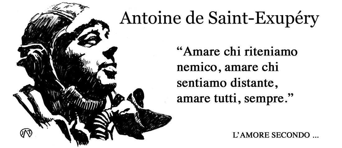 L'amore secondo Saint Exuperi