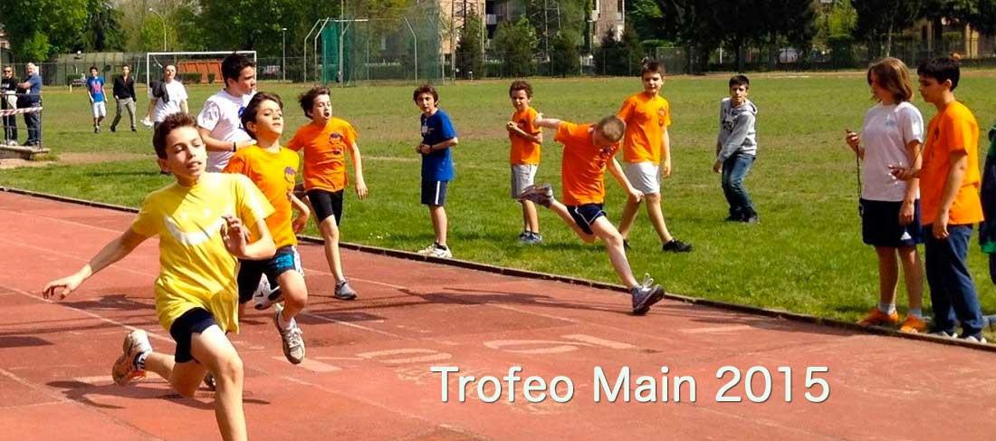 Trofeo Main 2015
