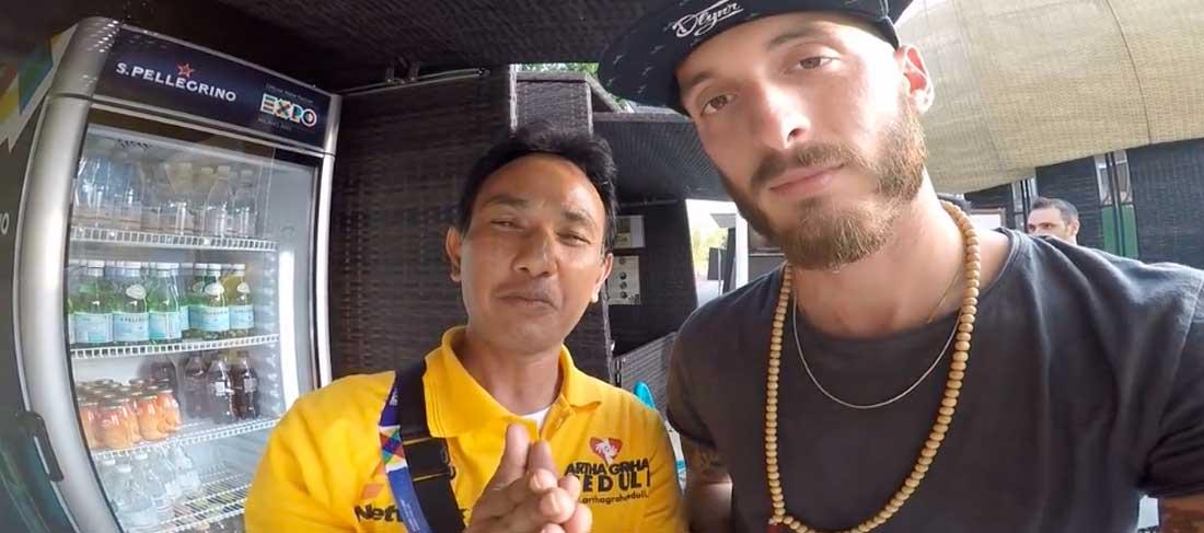 Moko Expo: visita in Indonesia