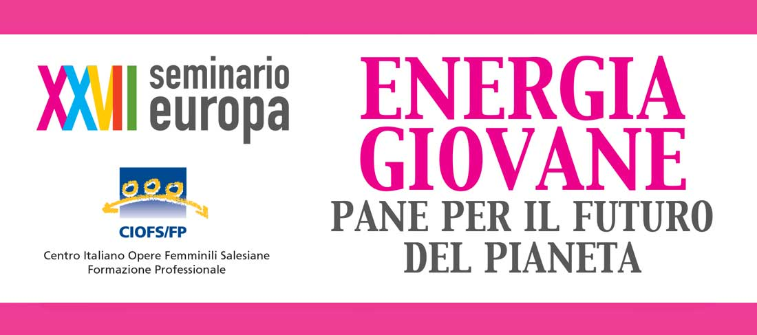 Seminario CIOFS-FP: Energia Giovane