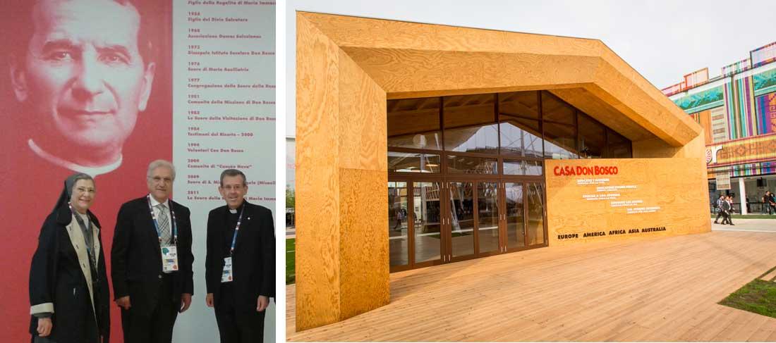 """EXPO """"Casa Don Bosco"""": intervista a Ercole Lucchini"""
