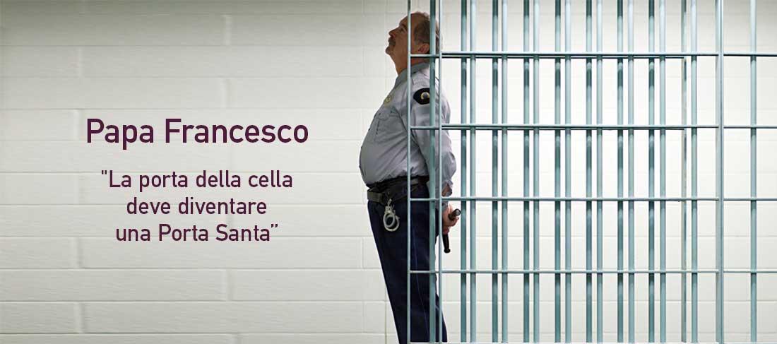 Il volto della Misericordia nel cuore dei carcerati