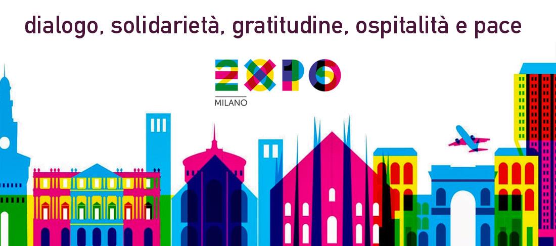 Expo 2015, cinque vie per una società della pace