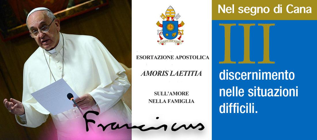 Amoris Laetitia – 3°