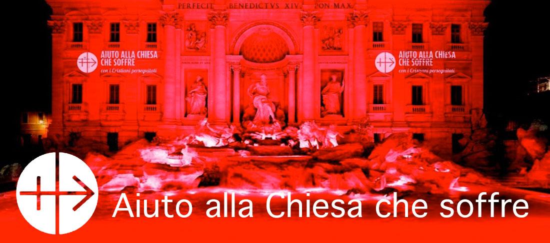 """Il """"rosso"""" dei martiri cristiani"""
