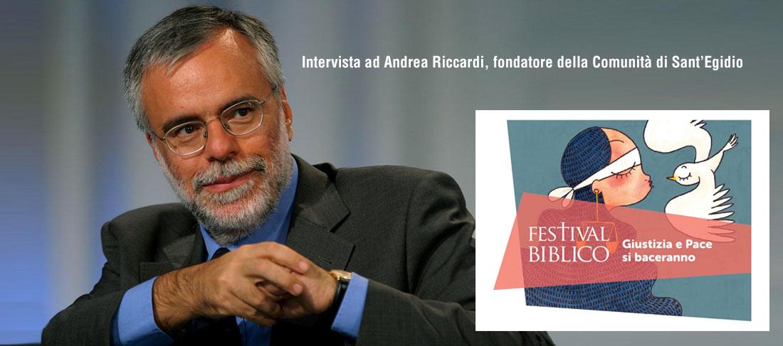 """Riccardi: """"La pace globale, aspirazione di Verità"""""""