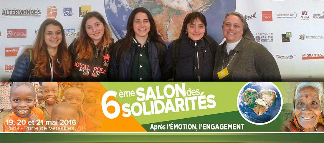 6° Salone della solidarietà Lombardia – Parigi