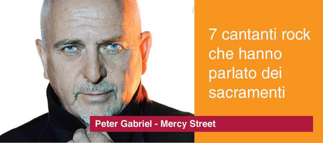 Mercy Street – Peter Gabriel