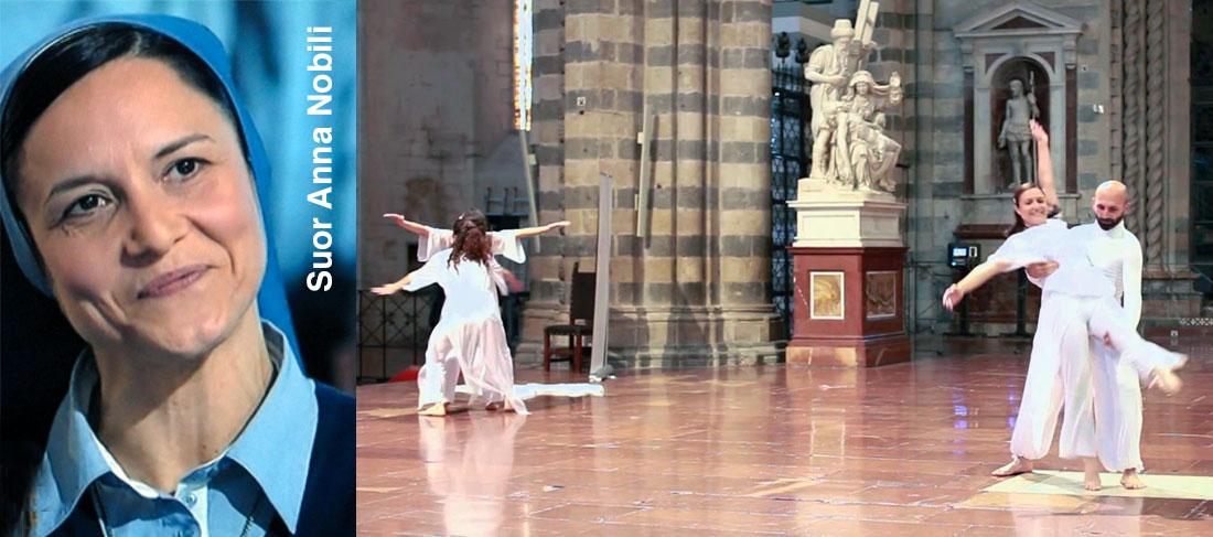 Pregare Dio a passo di danza