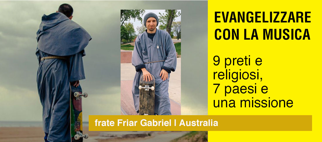 Frate Friar Gabriel | Australia