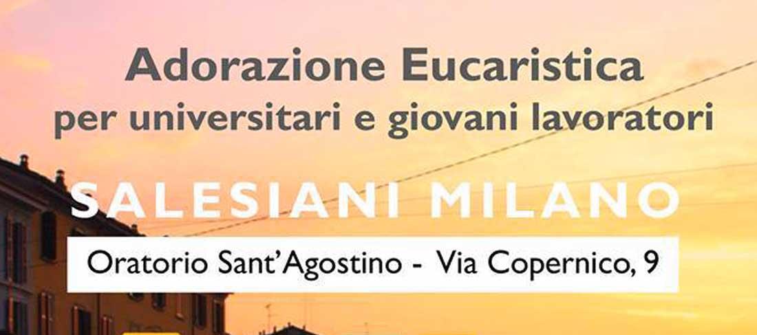 Adorazione Eucaristica per giovani