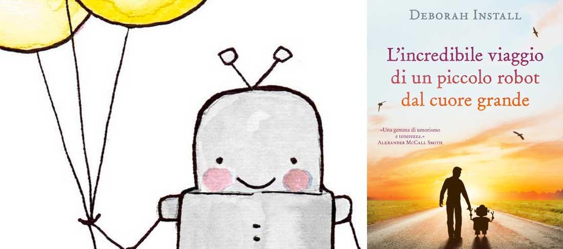 Un piccolo robot dal cuore grande