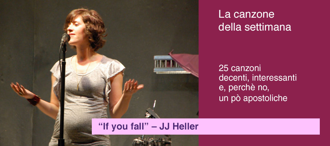 """If you fall"" 