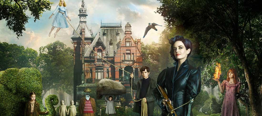Mrs. Peregrine e la casa dei bambini speciali