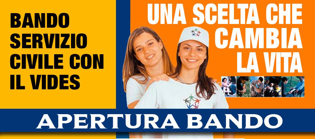 Bando Servizio civile 2017-2018