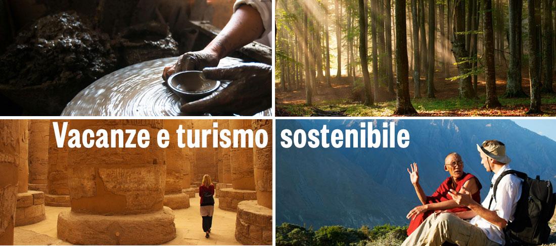 Vacanze e turismo sostenibile