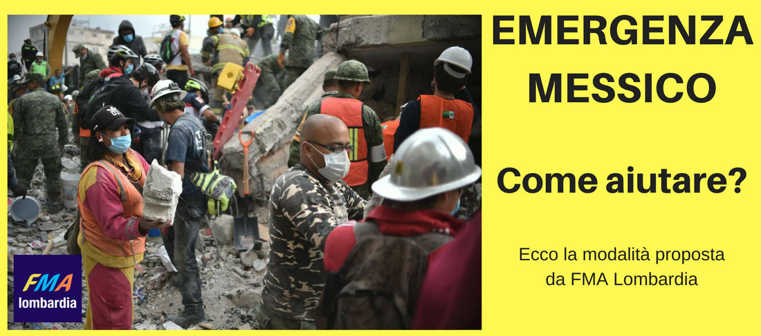 Emergenza Messico
