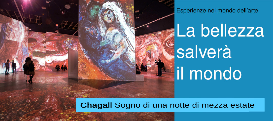Chagall a Milano: arte-spettacolo!