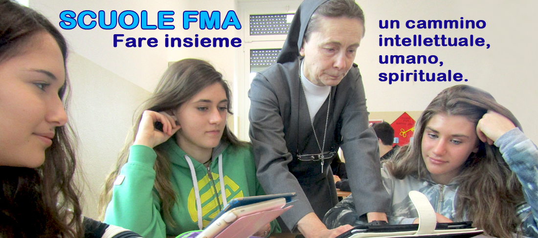 La scuola salesiana delle Figlie di Maria Ausiliatrice
