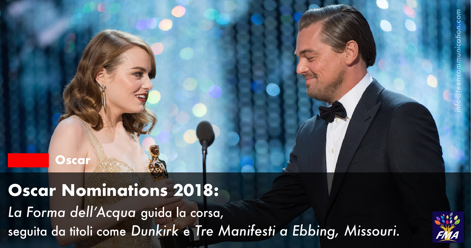 Oscar nomination 2018