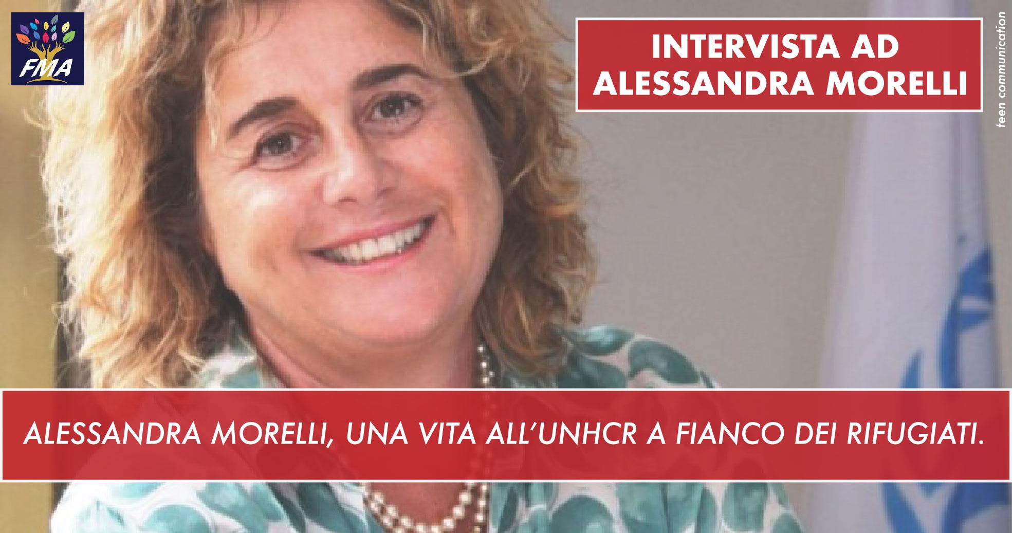 Intervista ad Alessandra Morelli
