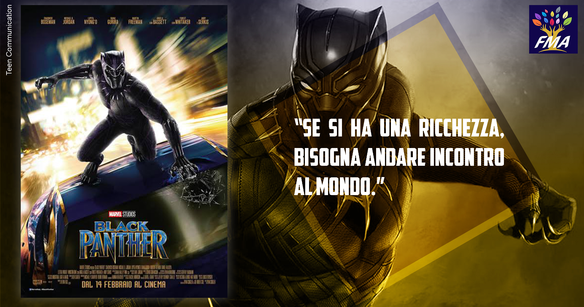 Black Panther Fma Lombardia
