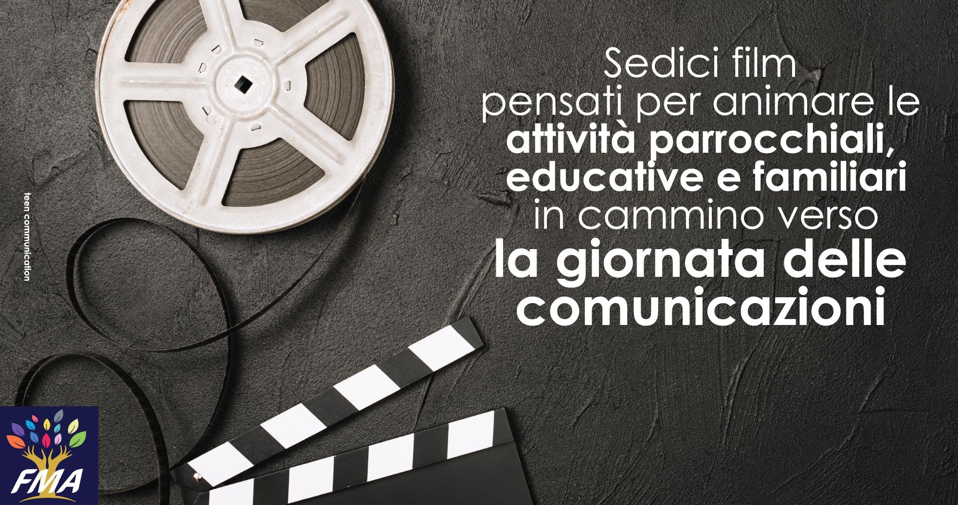 Un ciclo di film verso la Giornata delle comunicazioni