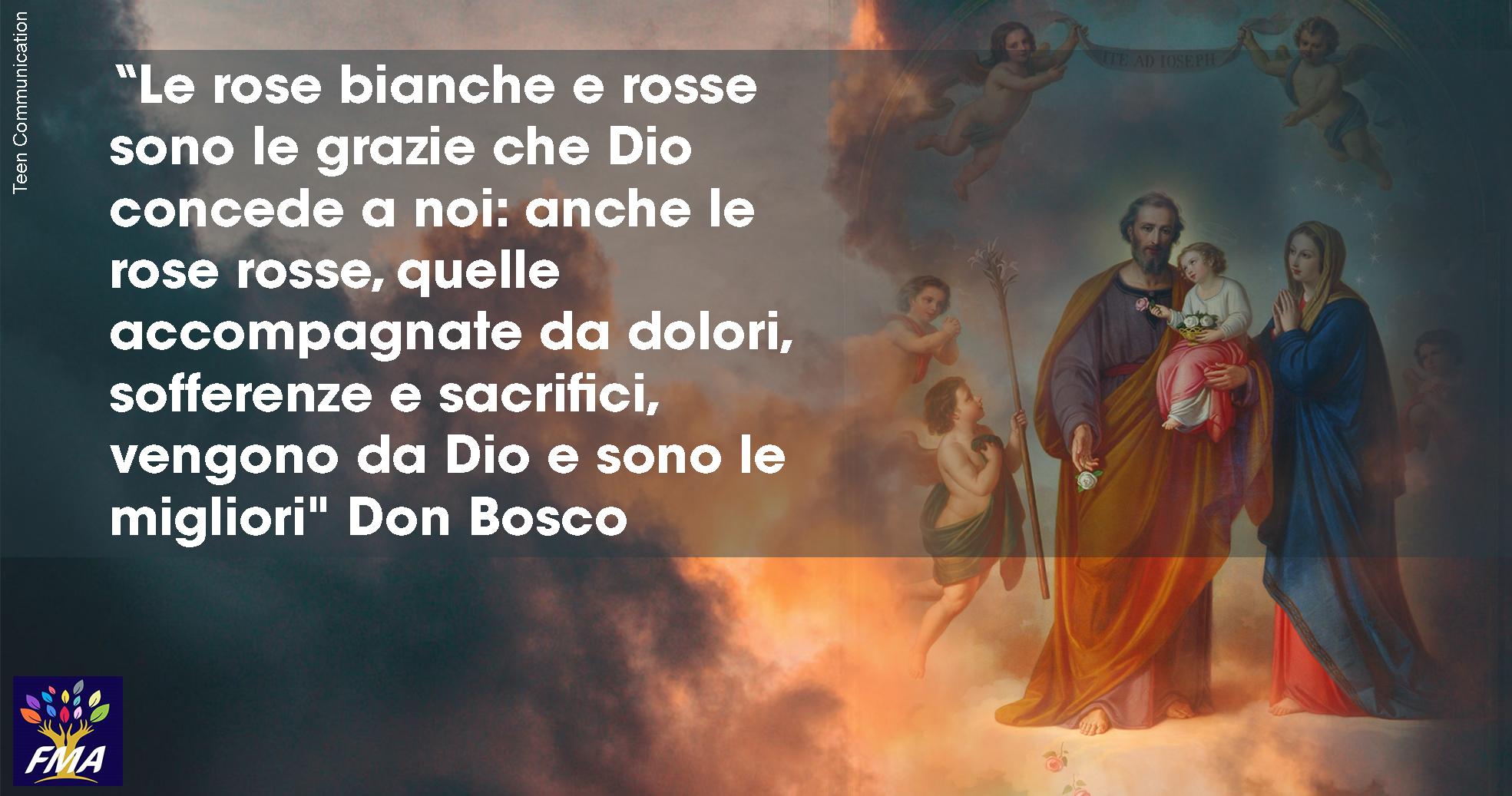 Don Bosco e e la devozione a San Giuseppe
