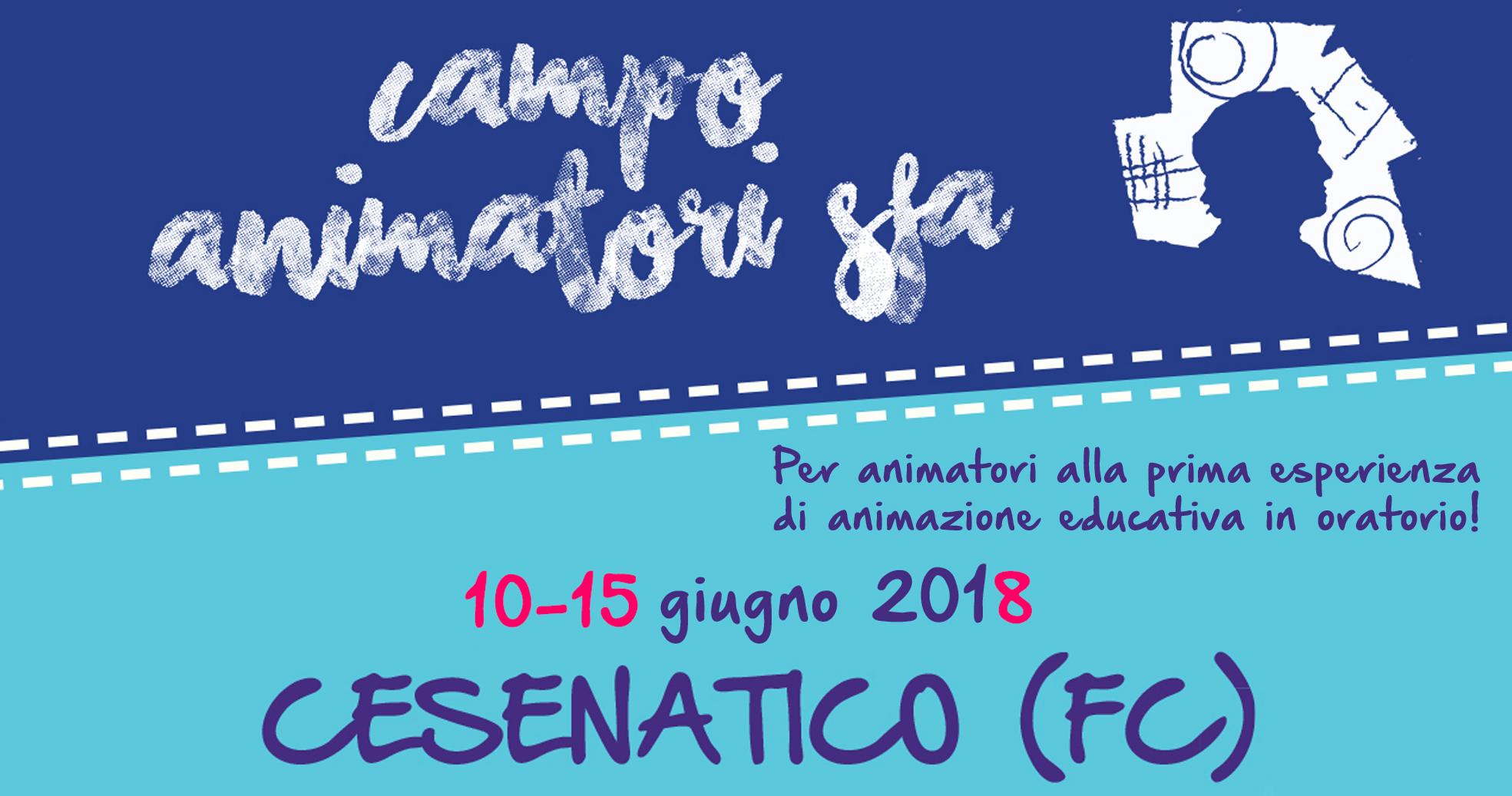 Campo SFA Cesenatico 2018