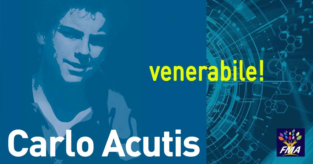 Carlo Acutis è Venerabile