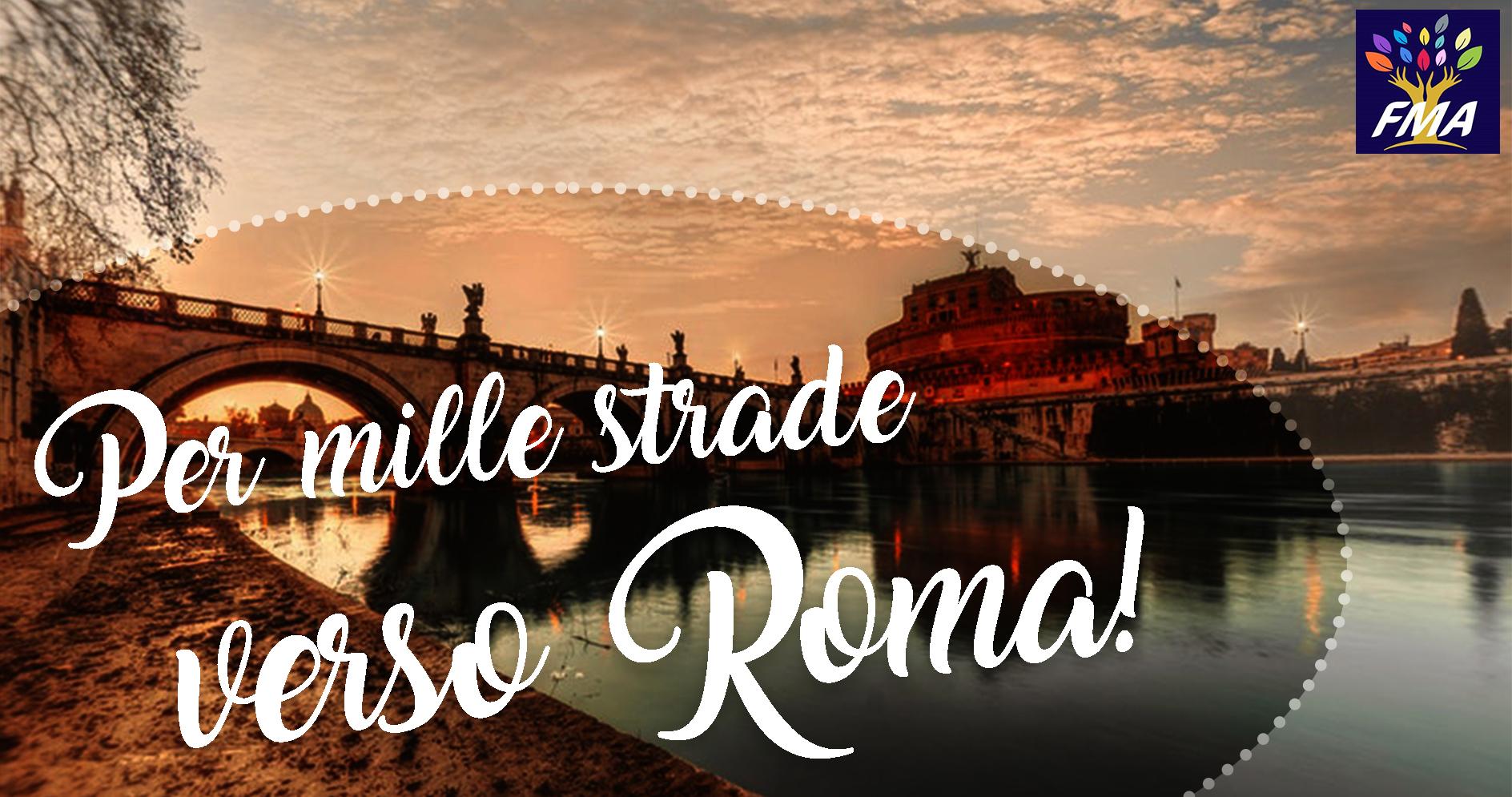 Per mille strade verso Roma