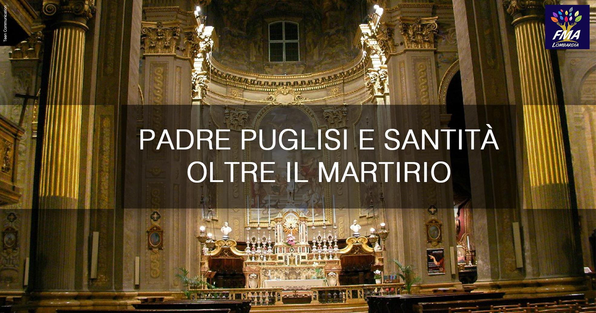 Padre Puglisi e santità oltre il martirio