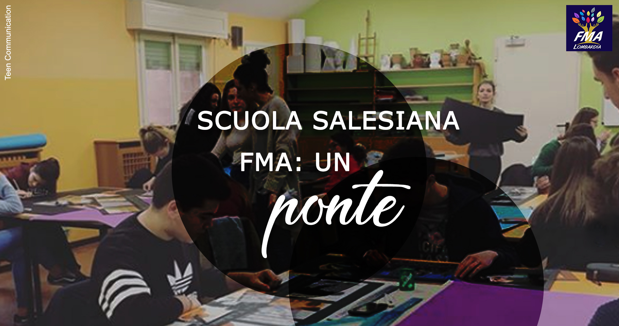 Scuola salesiana FMA: un ponte