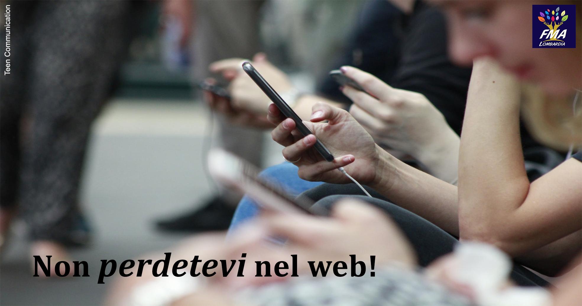 Per non perdersi nel web
