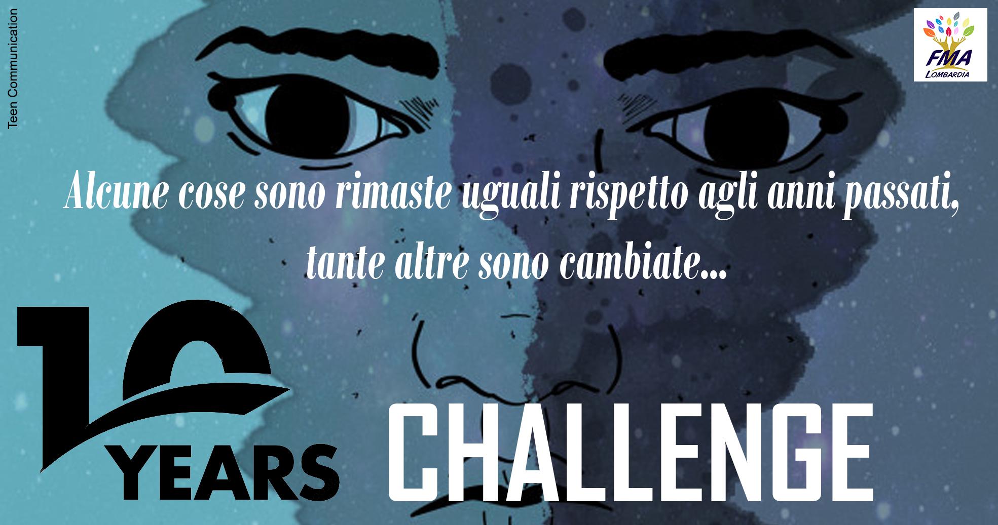 La 10 years challenge