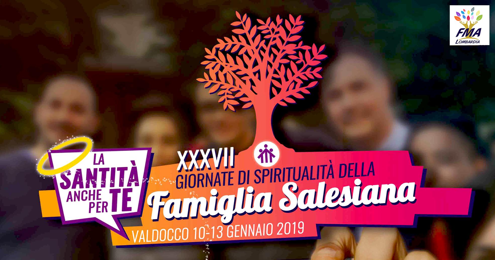 Giornate di Spiritualità della Famiglia Salesiana