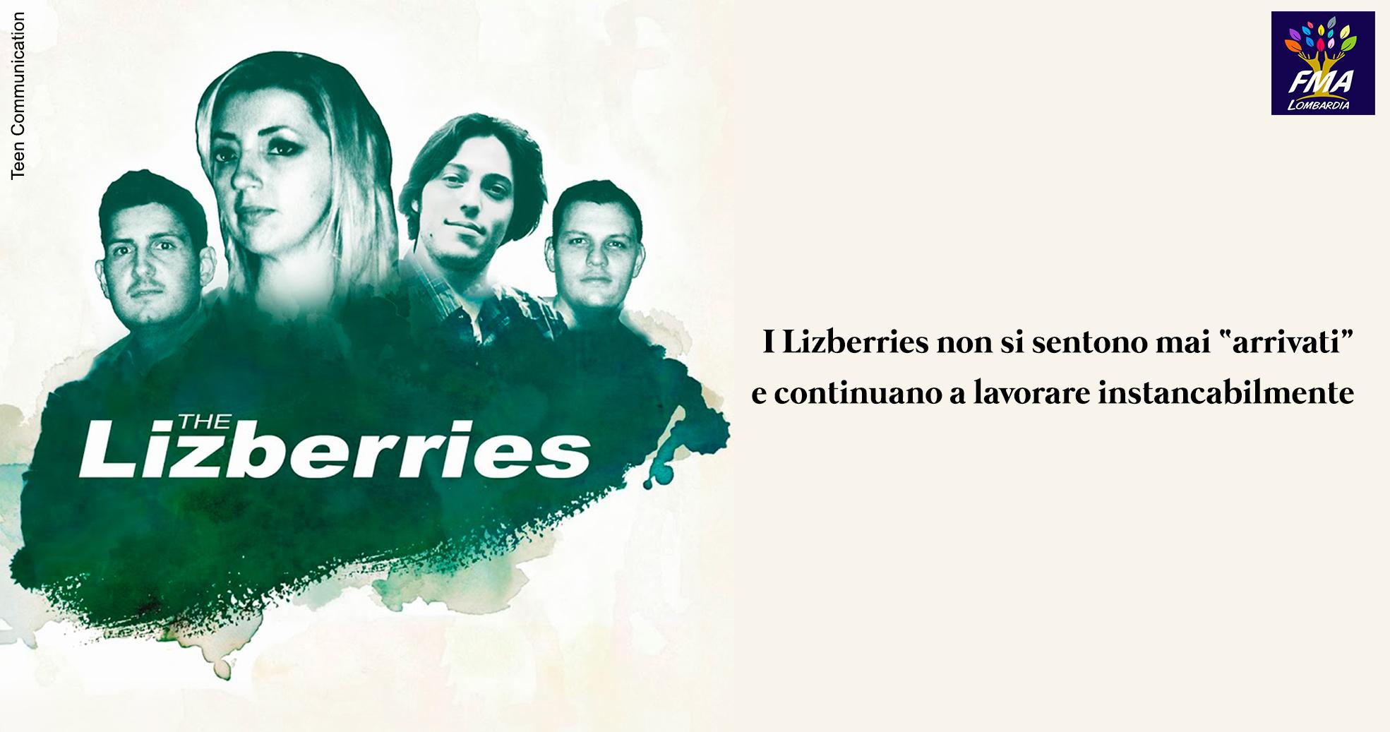 Lizberries: una storia d'amicizia