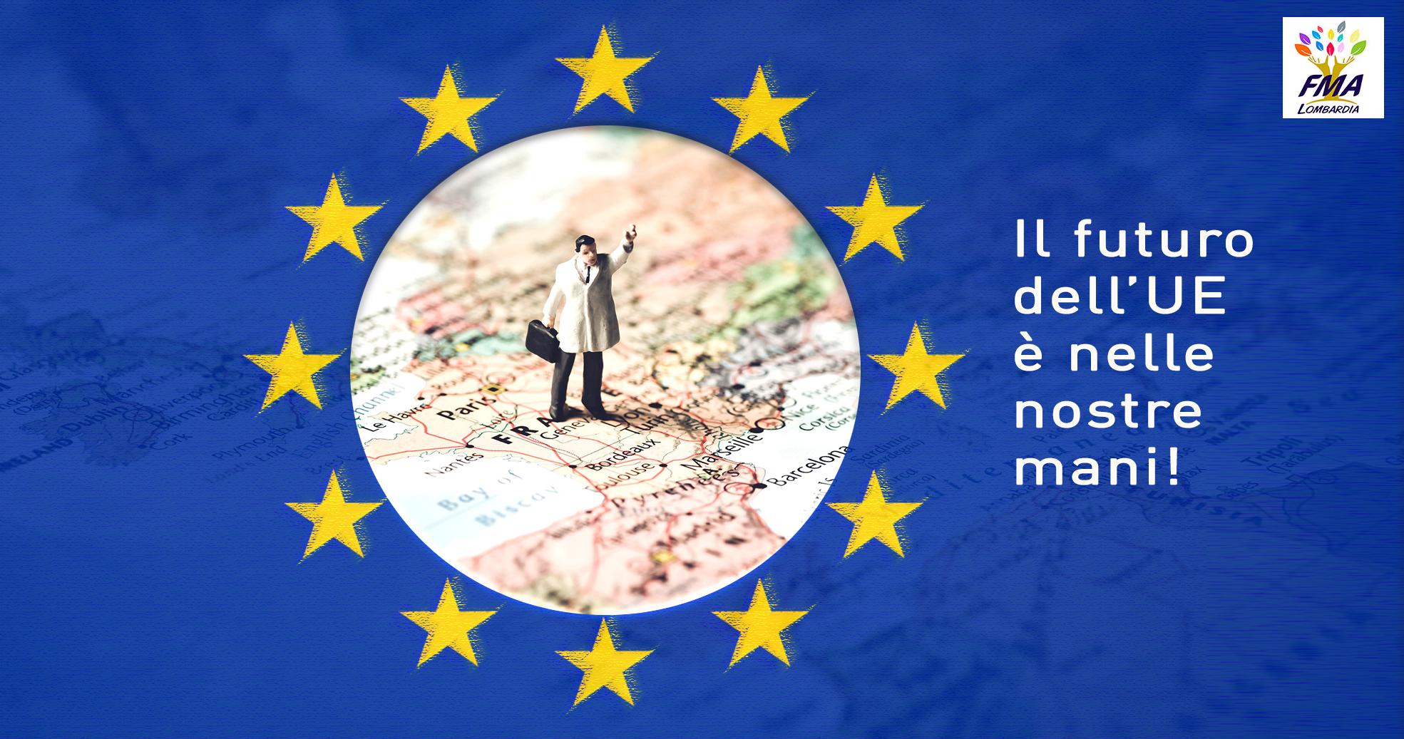 L'Unione Europea ieri e oggi