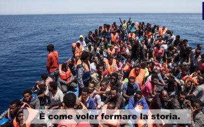 Non si tratta solo di migranti