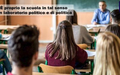 A scuola si può fare politica?