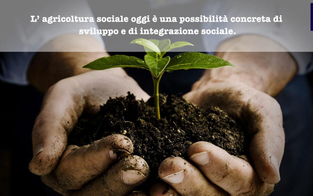 Agricoltura sociale, una nuova prospettiva educativa