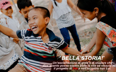 """L'Oratorio estivo 2019 è """"Bella storia""""!"""